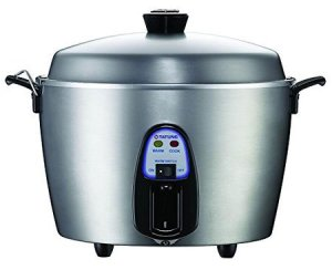 Tatung - TAC-11KN(UL) - 11 Cup Multi-Functional Stainless Steel Rice Cooker
