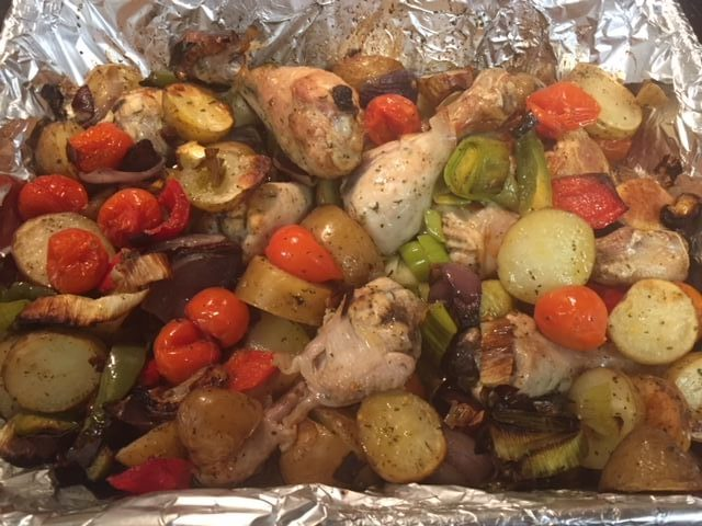 Chicken Tray Bake…