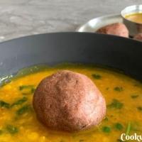 Gluten Free Ragi Mudde | Finger Millet Balls