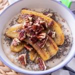 香蕉燕麥粥