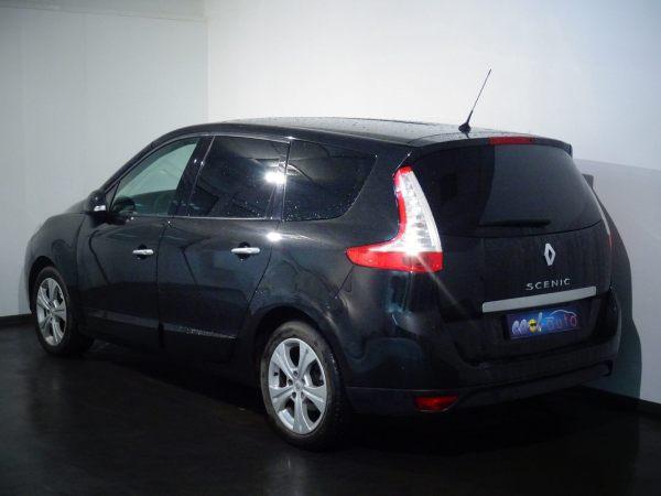 Renault Grand Scenic 3 1.5L TCe d'Occasion vue du quart arriere gauche chez Cool Auto Herrlisheim
