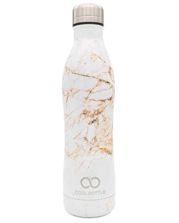 Guld Marmor Sæt - Cool Bottle