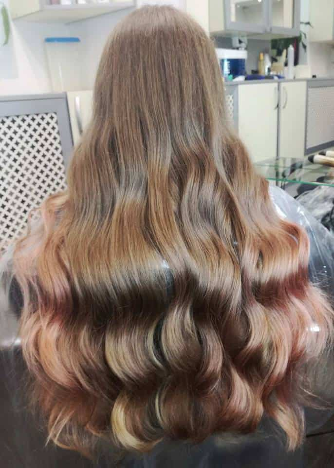 Hair Color Trends 2019 Top Trendy Colors Of Hair Fashion