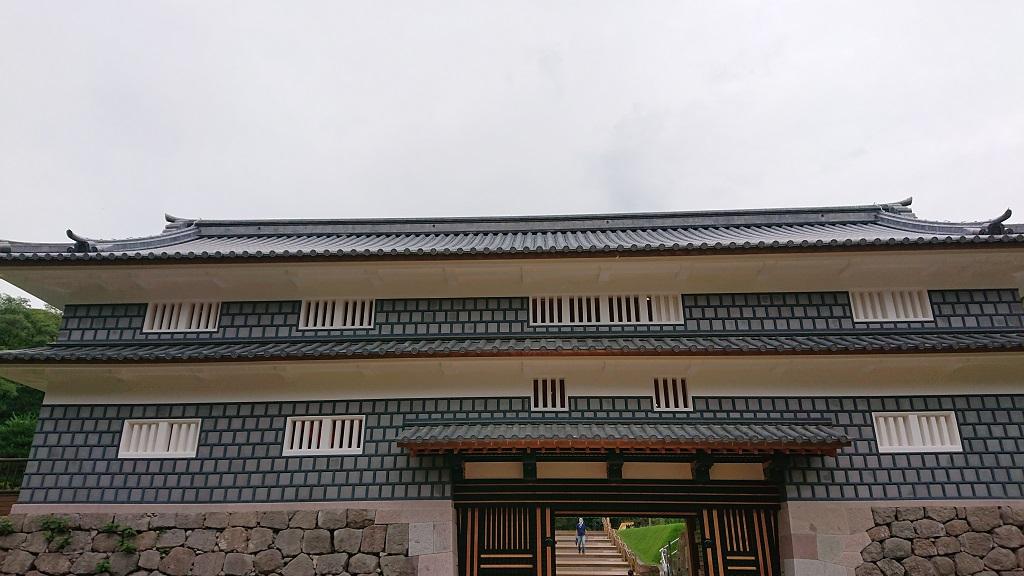 金沢城鼠多門