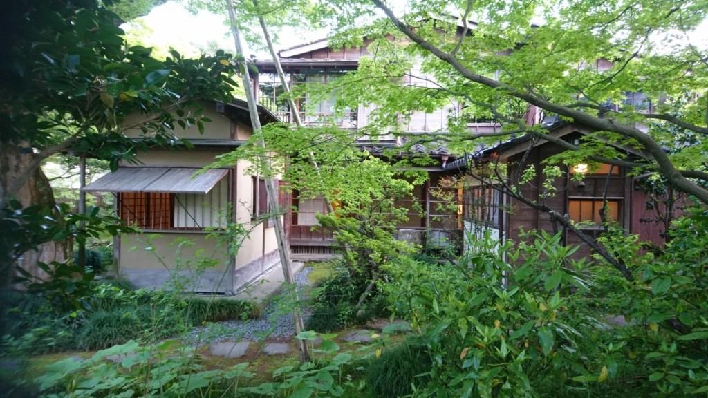 寺島蔵人邸,武家屋敷