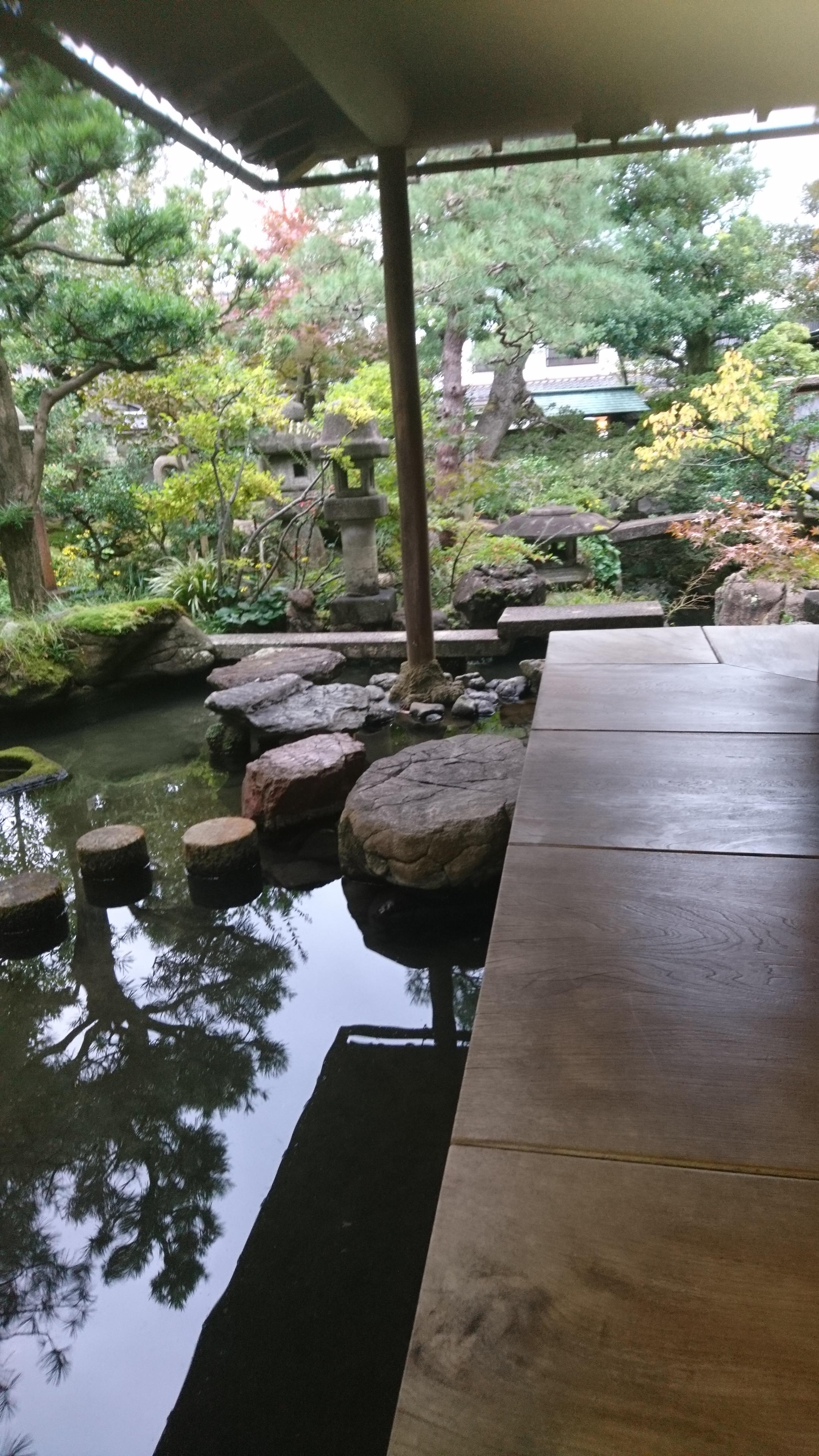 武家屋敷跡,野村家,金沢,庭園