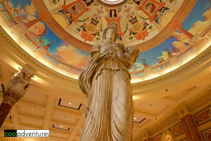 Caesars Palace, Forum Shops, Las Vegas, Nevada