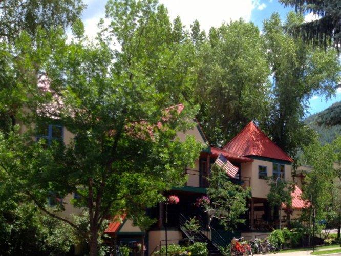 Aspen hotel: Hotel Lenado