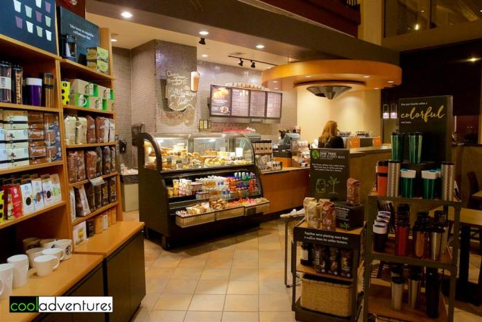 Starbucks at JW Marriott Starr Pass, Tucson, Arizona