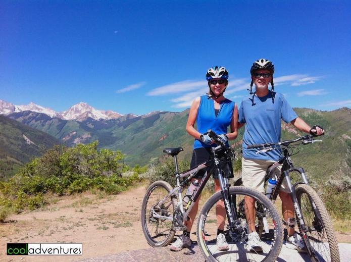 Outside in Aspen, , Snowmass Rim Trail, Snowmass, Colorado