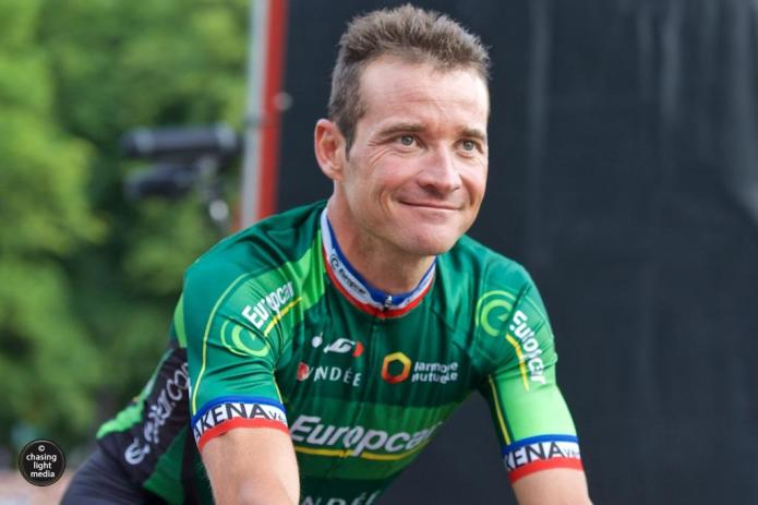 Thomas Voeckler, Team Europcar, Tour de France 2015 teams presentation