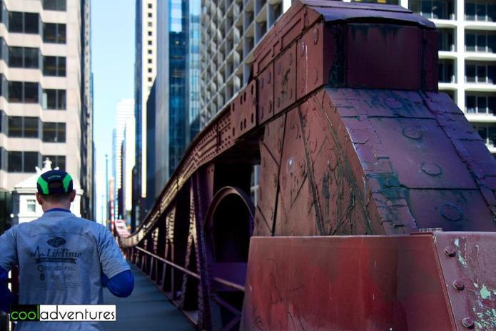 Bridges of Chicago, Illinois