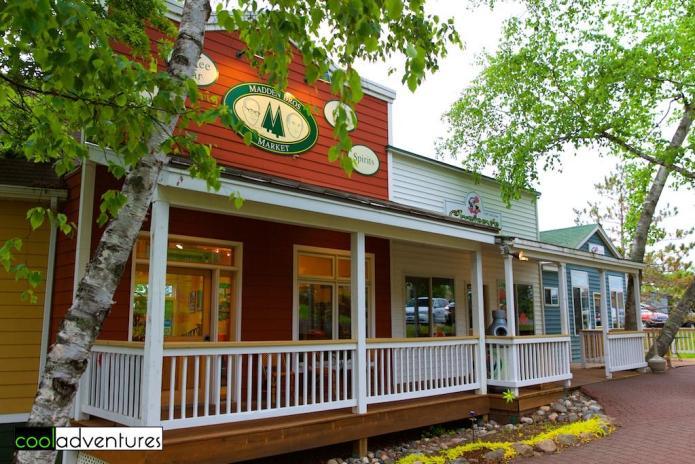 Madden Bros. Market, Madden's on Gull Lake, Brainerd, Minnesota