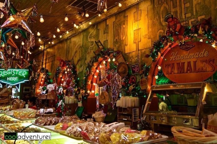 Mi Tierra Cafe and Bakery, Market Square, San Antonio, Texas