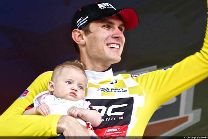 Tejay Van Garderen BMC Racing Team USA Pro Challenge 2013 Stage 4