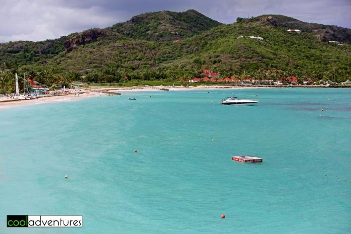 Things to do in St. Barths: Take a walk along St. Jean Beach