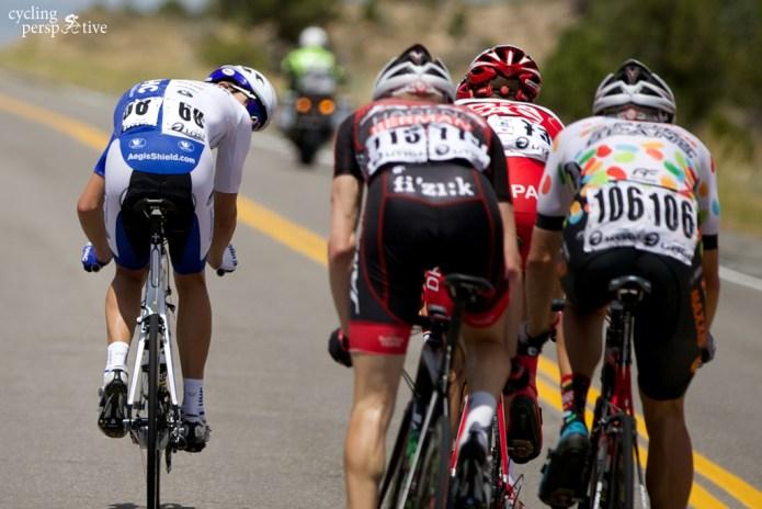 Tour of Utah 2014 Stage 3 breakaway