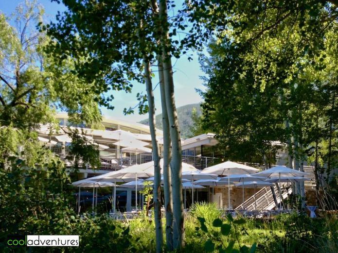 Aspen Meadows Resort, Meadows Trail, Aspen, Colorado
