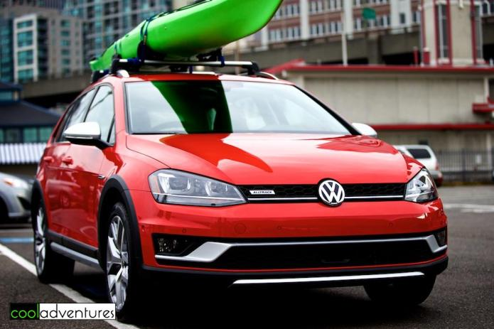 2017 Volkswagen Alltrack in Seattle