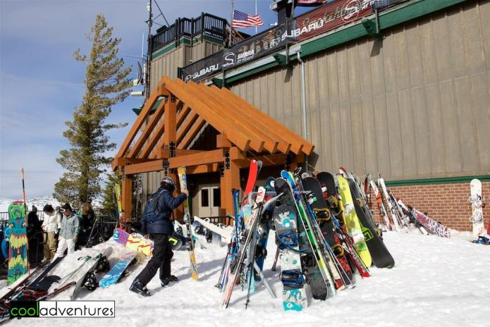 360° Smokehouse BBQ at Sierra at Tahoe