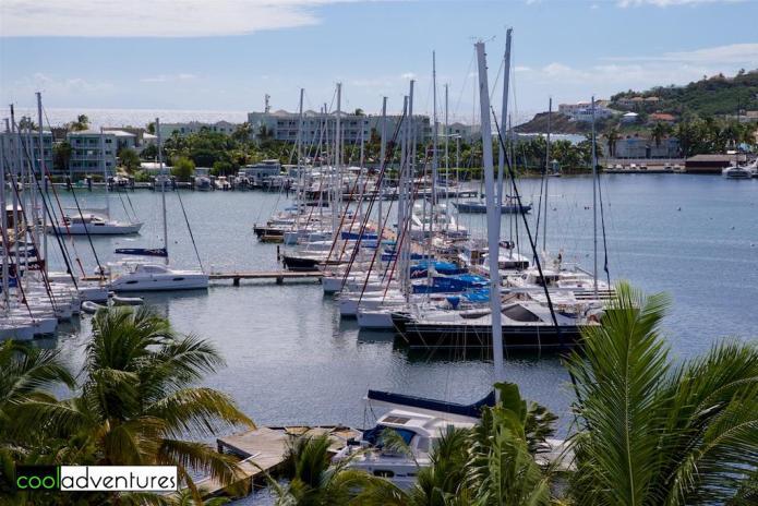 Oyster Pond Marina, St Maarten / St Martin