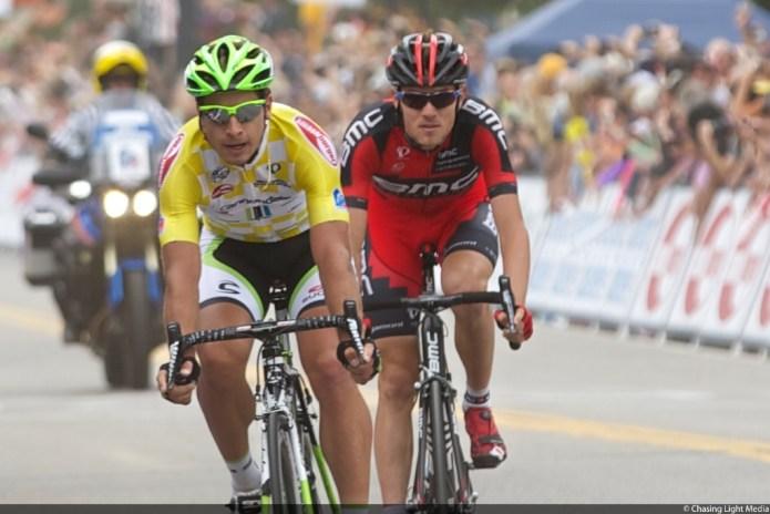 Peter Sagan, Tejay Van Garderen USA Pro Challenge 2013 Stage 2