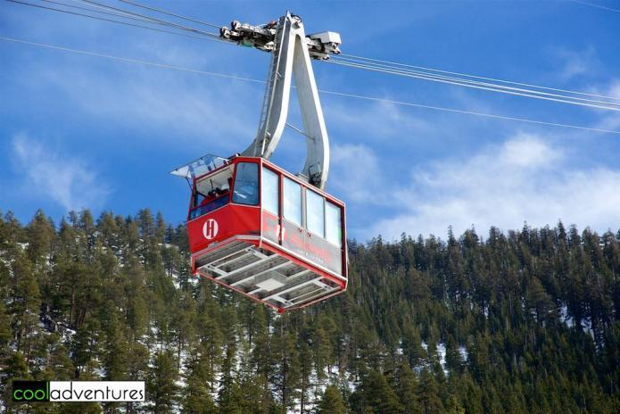 Aerial Tram, Heavenly Lake Tahoe, South Lake Tahoe, California