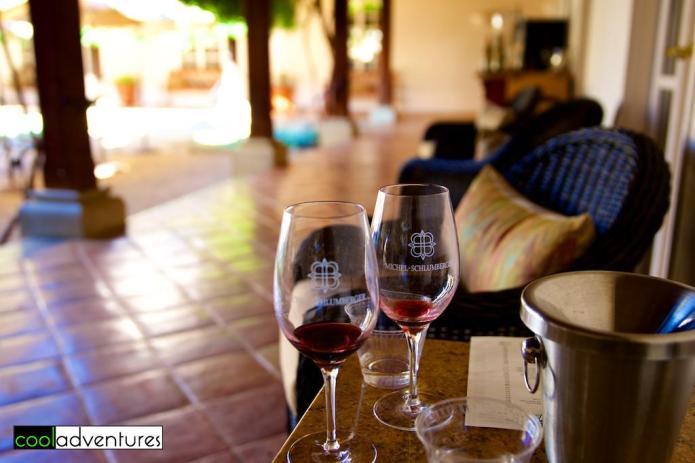 Michel Schlumberger winery