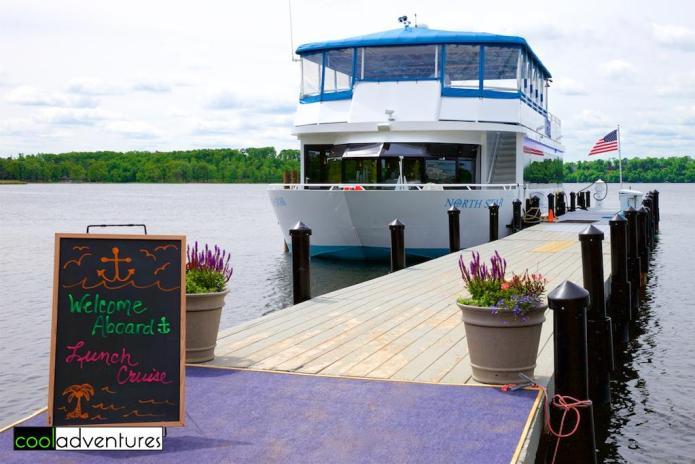 The North Star, Destiny Cruises, Gull Lake, Brainerd, Minnesota