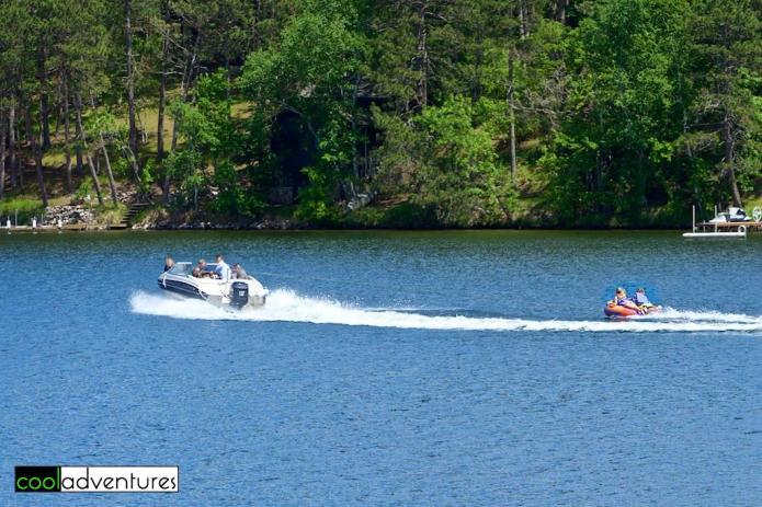 Fun on Gull Lake, Brainerd, Minnesota
