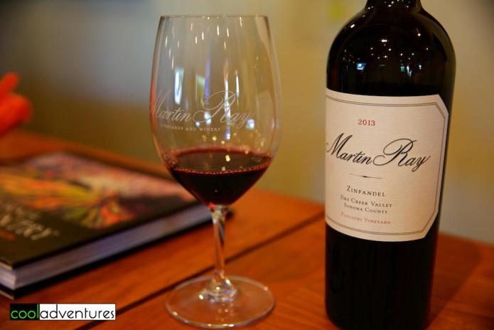 Martin Ray 2013 Puccioni Vineyard Dry Creek Zinfandel