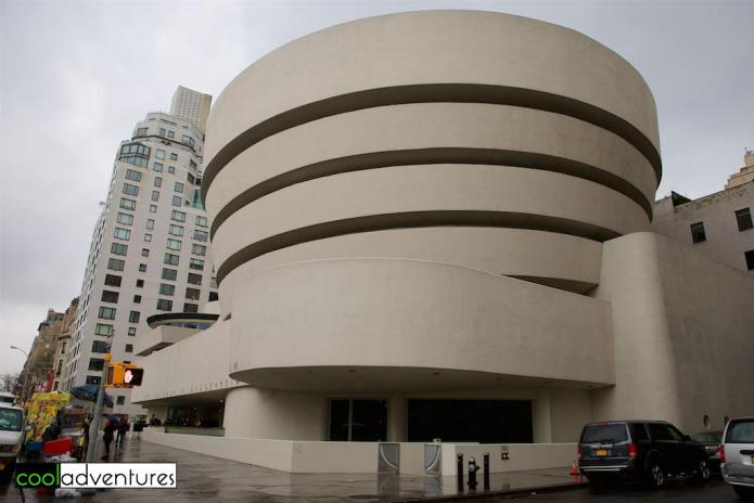 The Guggenheim Museum, New York, New York