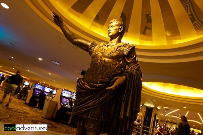 Caesar, Caesars Palace Las Vegas Hotel and Casino, Las Vegas, Nevada