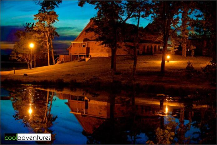 Evening at Madden's On Gull Lake, Brainerd, Minnesota