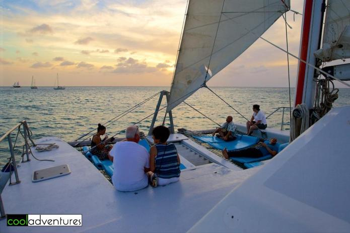 Red Sail Sports Sunset Cruise, Aruba
