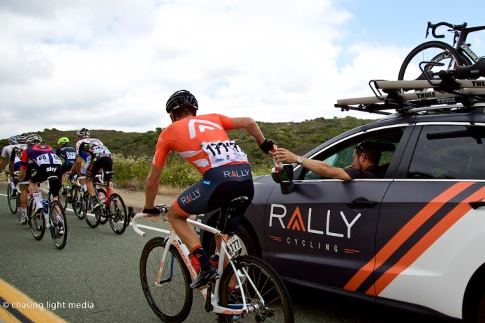 Danny Pate, Rally Cycling