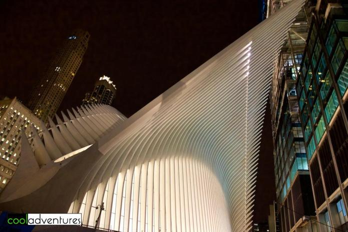 The Oculus, World Trade Center Transportation Hub, New York, New York