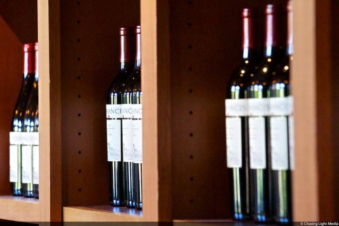 St Francis wine