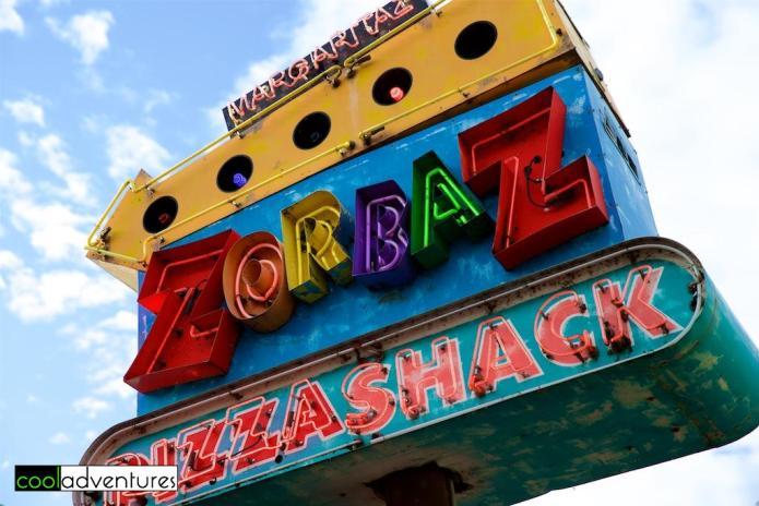 Zorbaz Pizza Shack, Detroit Lakes