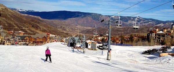 Aspen skiing: Snowmass