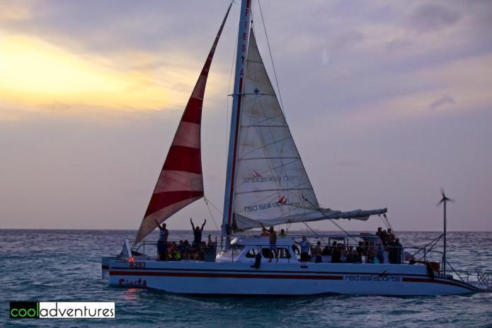 Red Sail Sports Sunset Cruise, Aruba