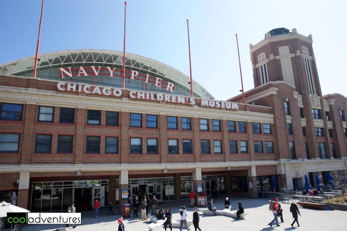 Navy Pier & Chicago Children's Museum, Chicago, Illinois
