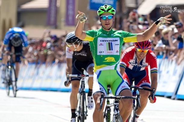Peter Sagan wins Amgen Tour of California 2014 stage 7