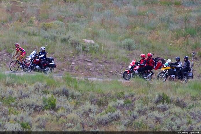 Francisco Mancebo Tour of Utah 2013 Stage 6