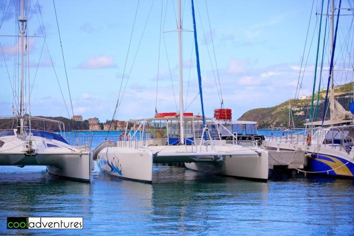 Bobby's Marina, Philipsburg, St Maarten