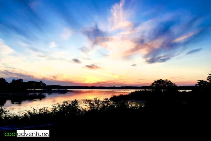 Exploring Brainerd Lakes Minnesota: Take in a sunset