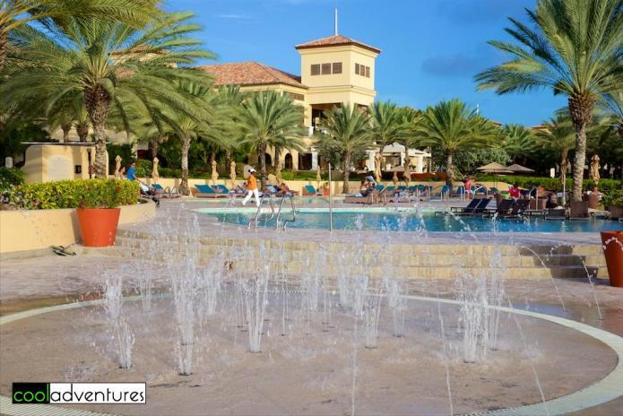 Fountains, Santa Barbara Beach Resort