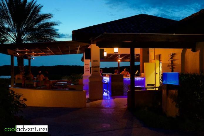 Splash Bar and Grill, Santa Barbara Resort, Curacao