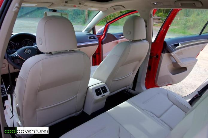 Interior 2017 Volkswagen Alltrack