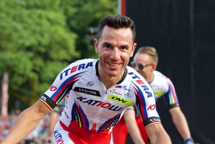 Joaquim Rodriguez, Team Katusha, Tour de France 2015 teams presentation